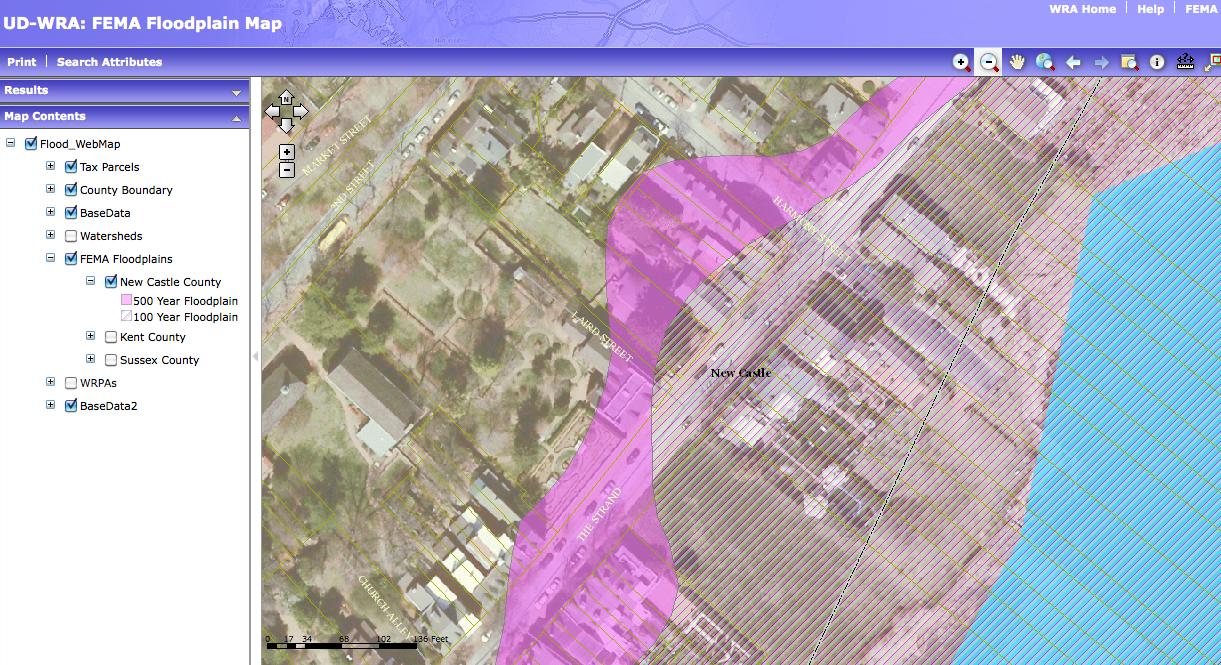 Areas At Flood Risk - Nc flood maps